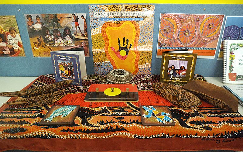 aboriginal perspectives display